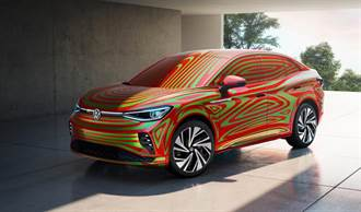 有 GTX 性能車型:福斯 ID.5 電動跑旅 IAA 車展可望首度亮相