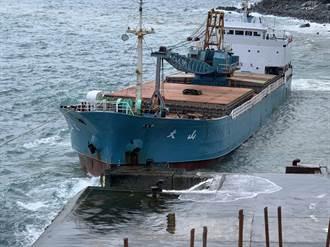 離島烏坵傳船隻擱淺 大山輪13船員平安、無汙染
