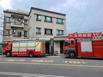 不滿家產分配 台南7旬男怒潑妻兒媳汽油縱火