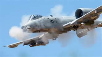 美國國會立法保護「疣豬」 退役A-10計畫又失敗