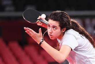 東奧》敘利亞戰亂桌球少女感動世人 大陸奧會助圓夢