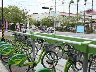 疫情間通勤族和觀光客減少 台南T-Bike使用率大減