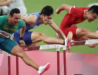 東奧》110M跨欄13秒53創本季最佳 陳奎儒成功跑進準決賽