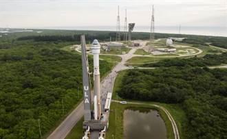 影》波音「星航線」太空船 第2次試射