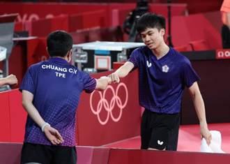 蔡英文:恭喜陳奎儒闖跨欄準決賽 謝謝桌球男團的拚勁