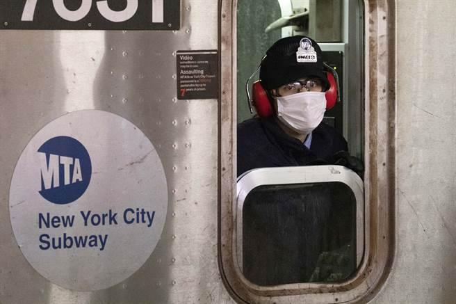 紐約疫情再起 官員籲已接種疫苗者室內戴口罩(資料照/美聯社)