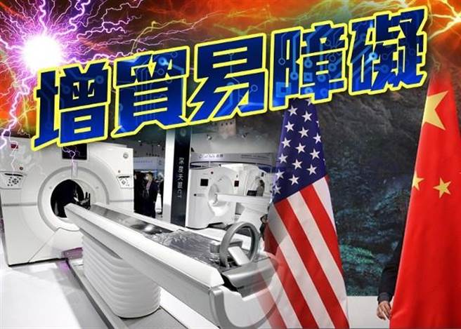 英媒報導,傳大陸政府發布內部採購指南,內容可能違反中美貿易協議。(香港東網)