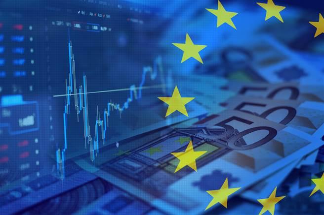 歐洲經濟復甦出現隱憂。(圖/shutterstock)
