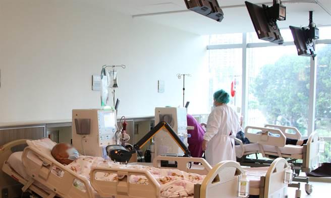 亞東醫研與台大腎臟科團隊研究發現補體系統異常活化造成腎功能損害。(亞東醫院提供)