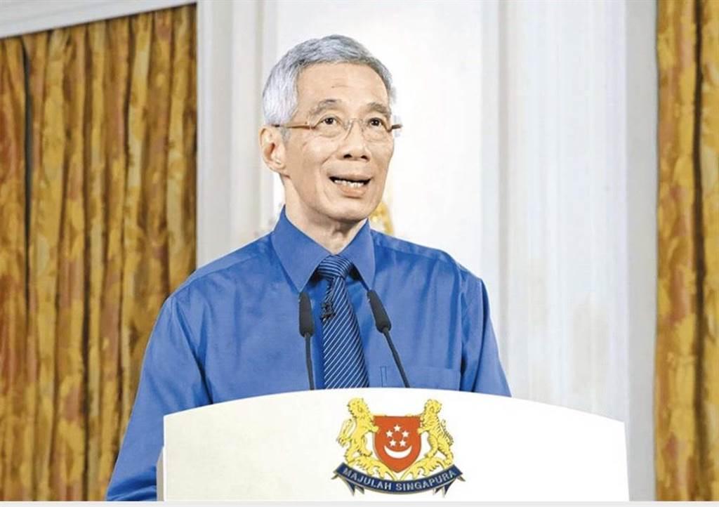 圖為新加坡總理李顯龍。(美聯社)