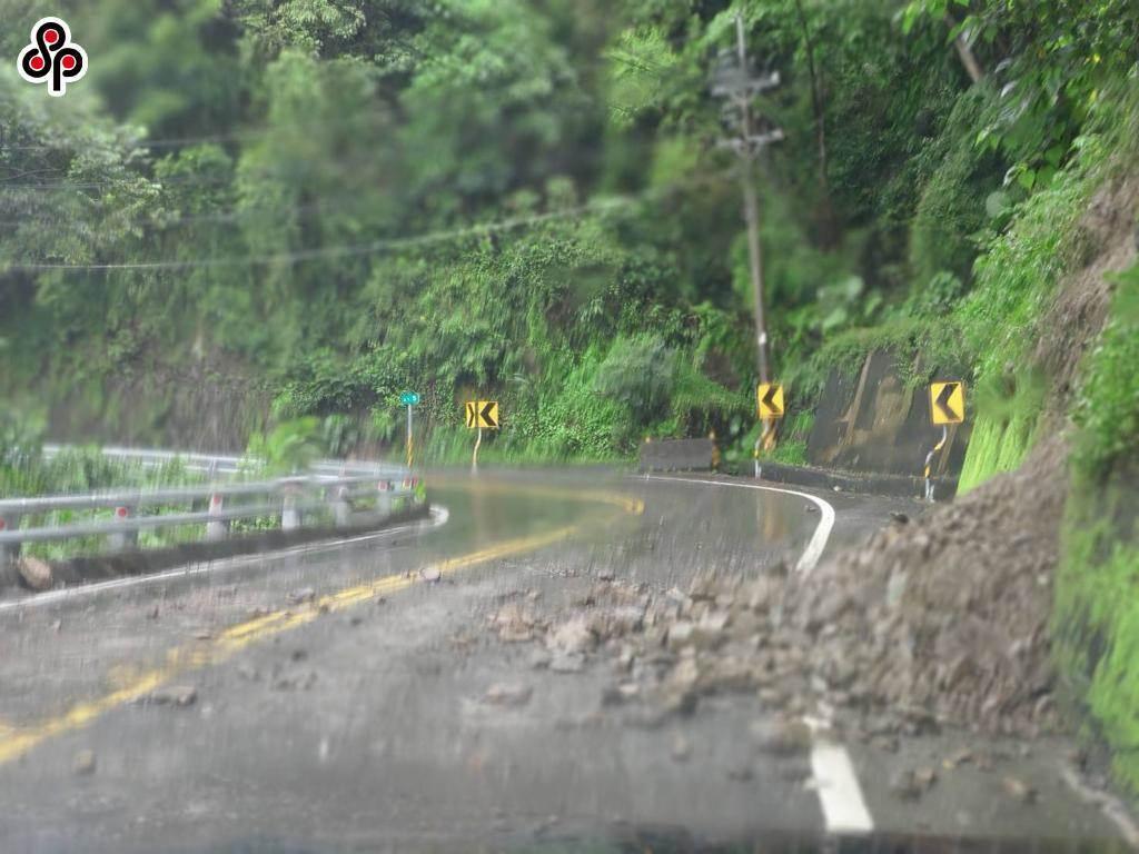 公路總局表示,因應盧碧颱風逼近,5條公路可能實施管制。(本報資料照)