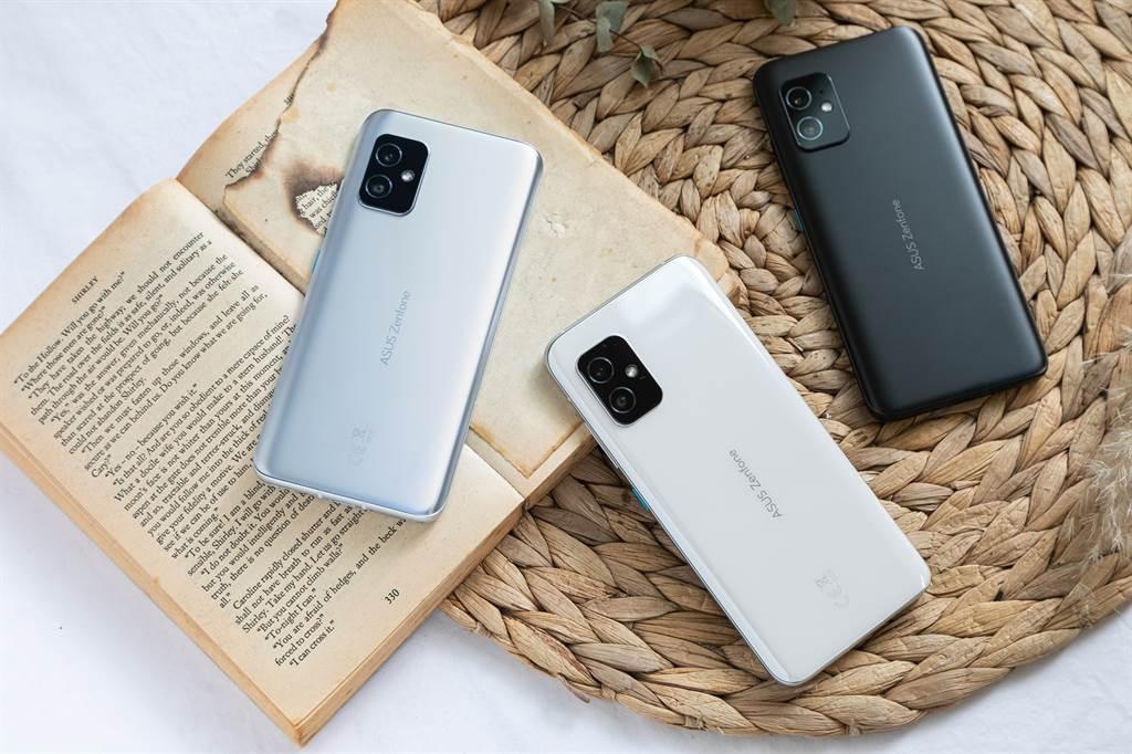 華碩ZenFone 8。(華碩提供/黃慧雯台北傳真)