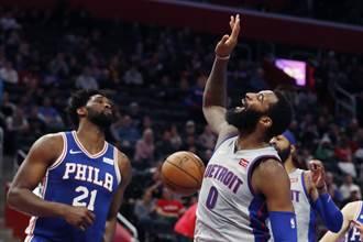 NBA》仇人變隊友!德拉蒙1年老將合約加盟七六人