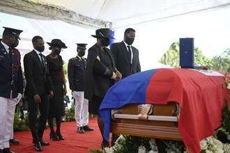 海地總統遺孀:直到嚥氣前 夫婿還期待保鑣出現