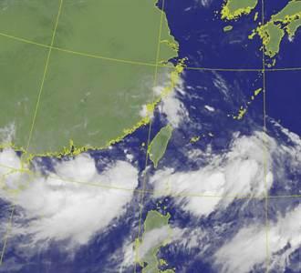 盧碧颱風生成 專家揭3路徑:可能直侵台灣
