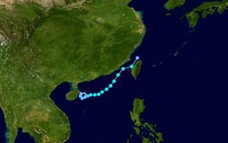 盧碧颱風重演9年前巧合 當年氣象局「校正回歸」被罵翻