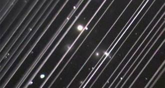 為了減少衛星帶來的觀測干擾 天文學家自創解決方案