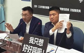 顏寬恒辭國民黨副秘書長  江啟臣回應了