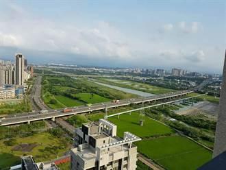 全台最多有錢人10區排行 竹北所得、房市交易量雙冠王