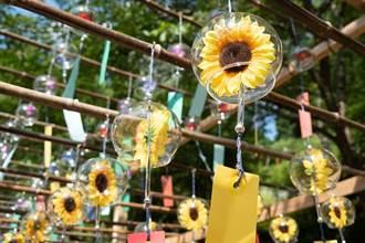 日本最美花風鈴小徑  少女心失控的風鈴之寺「京都正壽院」