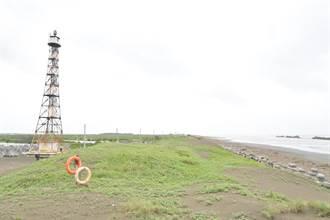 國聖港燈塔鏽蝕嚴重 鄉親盼主管單位維護推展觀光