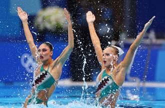 希臘東奧水上芭蕾代表團5確診 恐選手村群聚感染