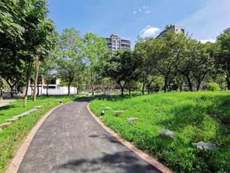 東興圳二期完工 公三公園、民俗公園開放使用