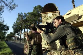 阿富汗政府軍死守拉什卡加 激戰塔利班前大清城