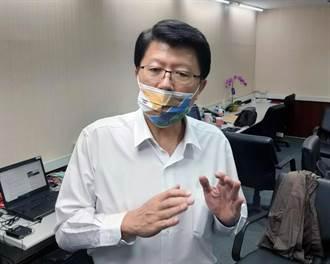 謝龍介稱「如果我做市長」將紓困邊緣戶 黃偉哲:「很怕你說這句話」