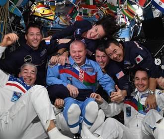 奧運熱出天際 太空站舉行了首次太空奧運會