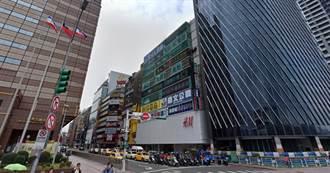 北車地標大樓空置半年 2樓以110萬順利出租