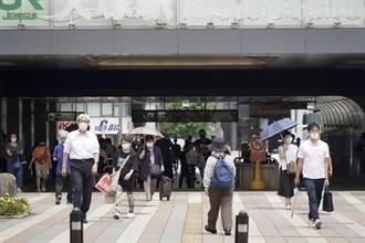 日本阪神百貨群聚再添13人 阪急百貨也34人確診