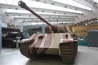 德國8旬老翁因收藏二戰坦克被罰款