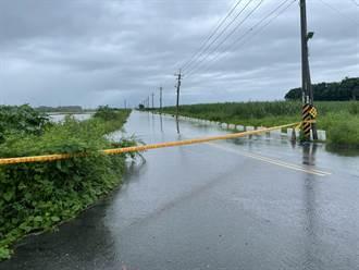 解決善化溪尾排水附近積淹水 南市爭取經費興建滯洪池