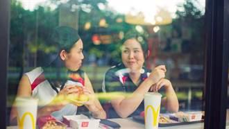 與姊姊戴靖潔同框 麥當勞推出戴資穎首支紀實片