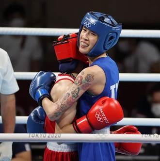 拳擊「刺」客黃筱雯摘銅 蔡英文:用鬥志鼓舞了我們