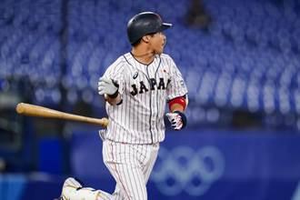 東奧》山田哲人致勝二壘打 日本退韓率先挺進棒球金牌戰