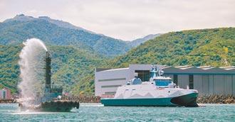滑射型劍二飛彈量產 國造塔江艦即將成軍