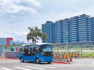 新北智駕巴士擴編 明年多點上路