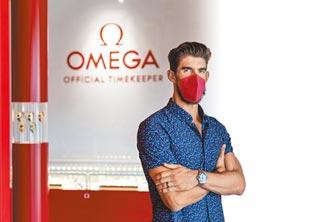 助奧運奪金伴登月 OMEGA記錄重要時刻