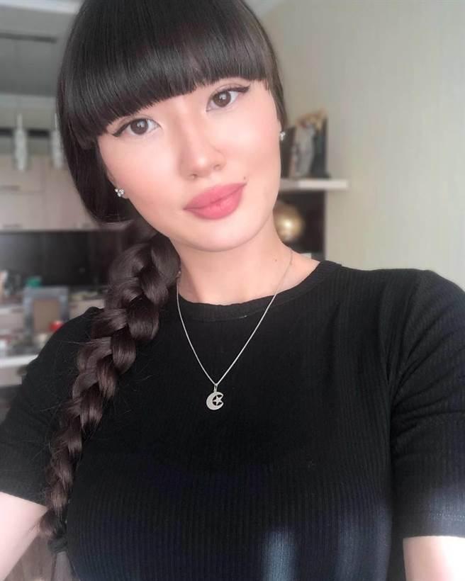 IG@altynbekova_20(圖/JKF提供)