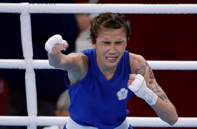 台灣拳擊女將黃筱雯4日在拳擊金牌戰落敗。(路透資料照)