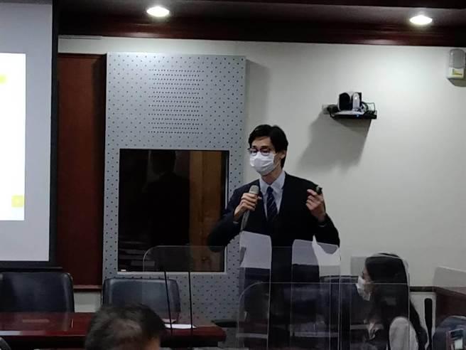 法務部國兩司檢察官林明誼(陳志賢攝)
