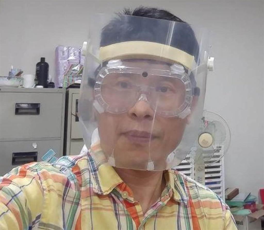 精神科醫師沈政男。(圖/翻攝自 沈政男 臉書)