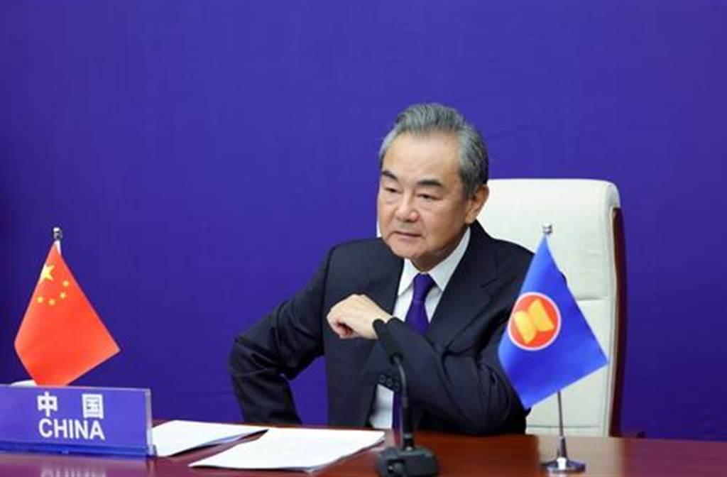 中國國務委員兼外長王毅。(中國外交部官網)