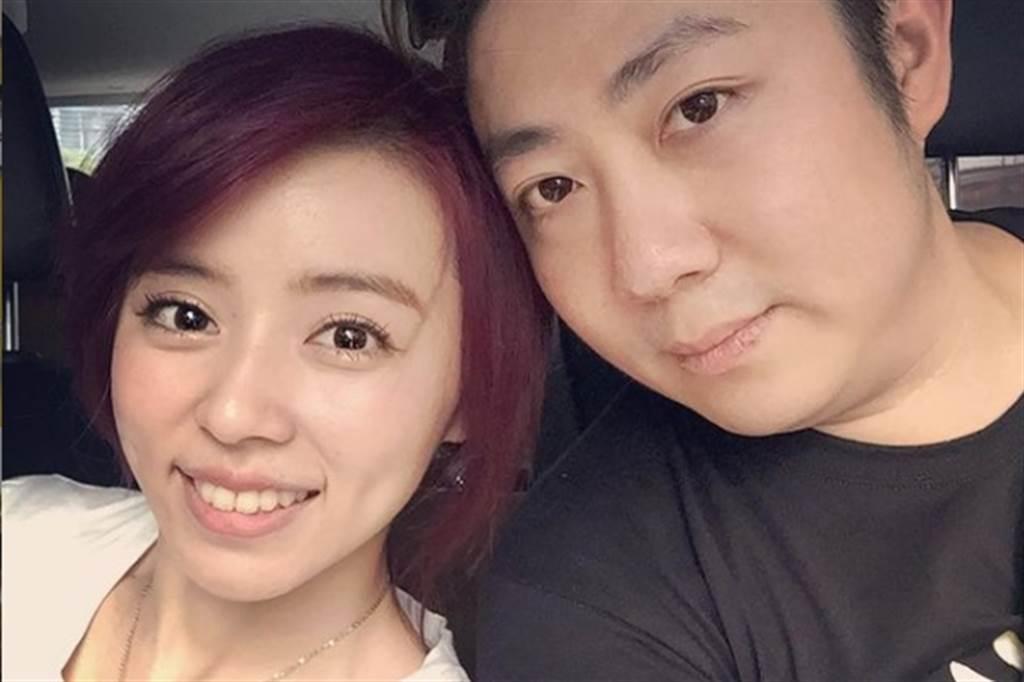 王瞳和艾成愛情長跑10年。(圖/翻攝自王瞳IG)