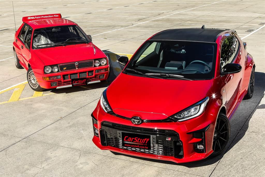 源自 WRC、內燃機跑車最後的浪漫,Toyota GR Yaris試駕(圖/CarStuff)