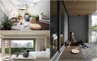 超前部署的都市老公寓!5 種戶外陽台完美改造,宅在家也可以曬日光浴