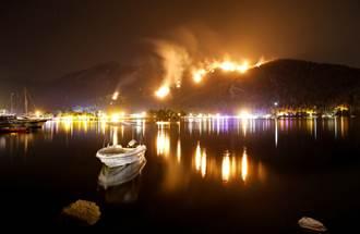 土耳其野火燒到燃煤發電廠 艾爾段稱火勢史上最大
