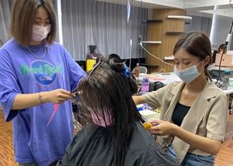 弘光執行技職實作環境計畫  美髮畢業生就業起薪5萬
